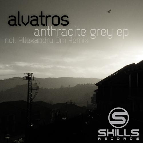 Alvatros - Anthracite Grey ep - out on Beatport
