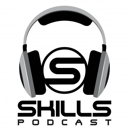 Episode 6 of Skills Podcast - Robbie Jay in the mix