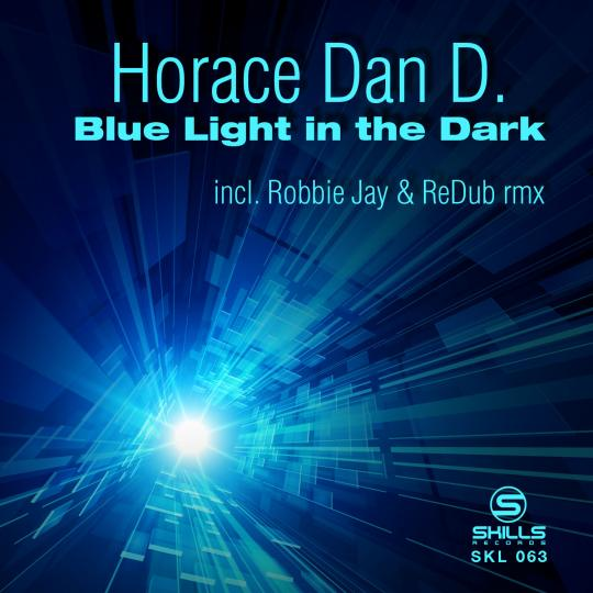New release: Horace Dan D. - Blue Light in the Dark