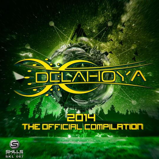 The Delahoya 2014 Official Compilation is out on Beatport