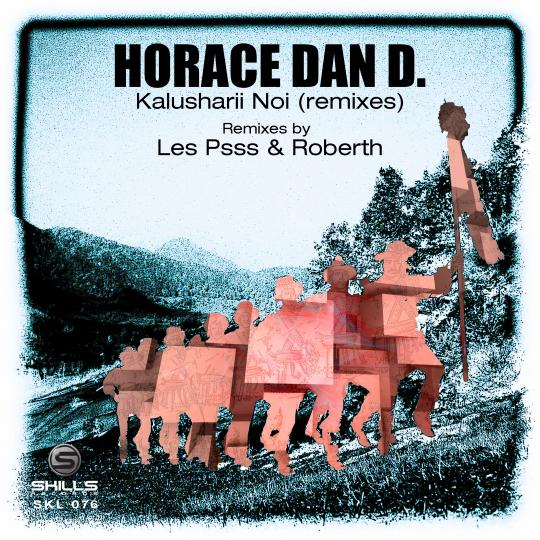 Horace Dan D. - Kalusharii Noi (remixes) ep - out now!