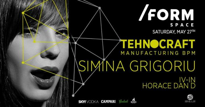 Form Space & Skills presents Technocraft party