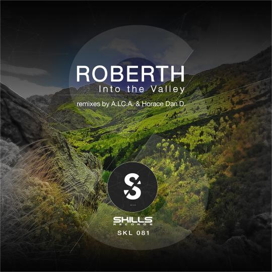 SKL081 - Roberth - Into the Valley ep