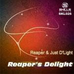 SKL026 : Reaper & Just D′Light - Reaper′s Delight ep
